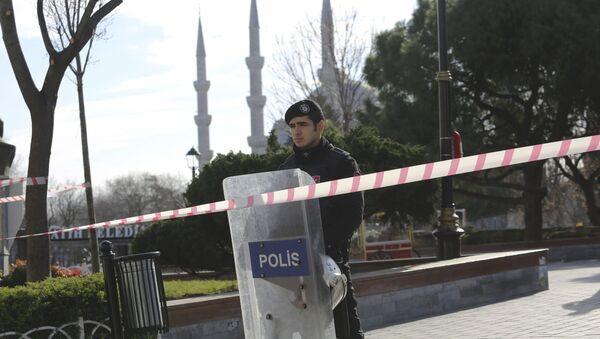 Po zamachu w Stambule - Sputnik Polska