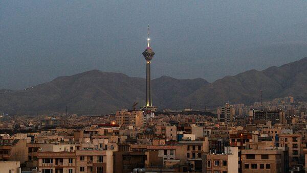 Teheran, stolica Iranu - Sputnik Polska