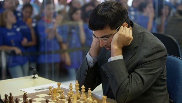 The IOC did not select chess as one of the sports for the 2020 Olympics in Tokyo. - Sputnik Polska
