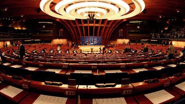 Siedziba Rady Europy w Strasburgu - Sputnik Polska