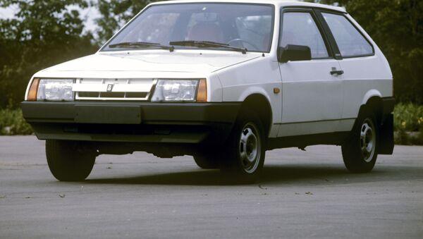 Samochód Łada VAZ-2108 - Sputnik Polska