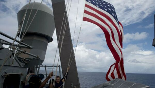 Marynarka wojenna USA - Sputnik Polska