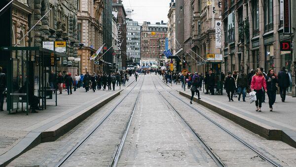 Helsinki, Finlandia - Sputnik Polska
