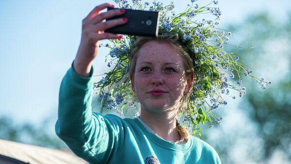 Selfie - Sputnik Polska
