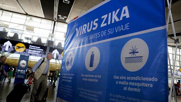 Epidemia wywołana przez wirus zika przybiera na sile - Sputnik Polska