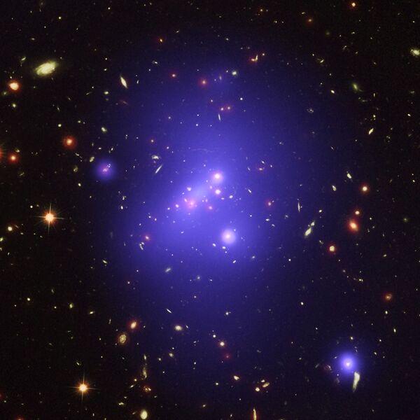 Gromada galaktyk IDCS 1426 - Sputnik Polska