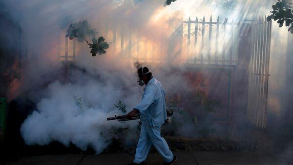 Walka z wirusem Zika w Nikaragui - Sputnik Polska