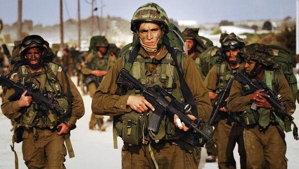 Armia Izraela - Sputnik Polska