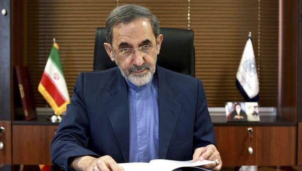 Główny doradca najwyższego przywódcy Iranu ajatollaha Chamenei, Ali Akbar Velayati - Sputnik Polska