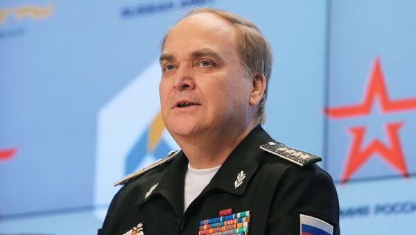 Wiceminister obrony Rosji Anatolij Antonow - Sputnik Polska