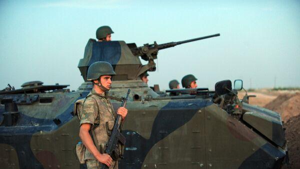Tureccy żołnierze - Sputnik Polska