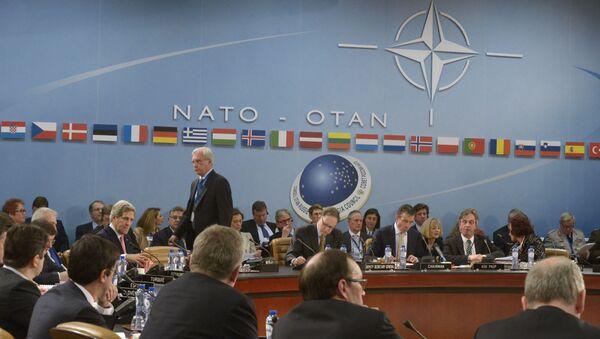 Posiedzenie Rady NATO-Rosja - Sputnik Polska