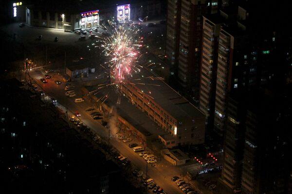 Nowy Rok w Pekinie - Sputnik Polska