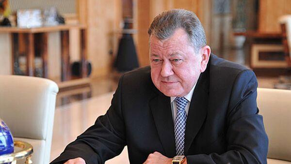 Wiceszef MSW Rosji ds. walki z terroryzmem Oleg Syromołotow - Sputnik Polska