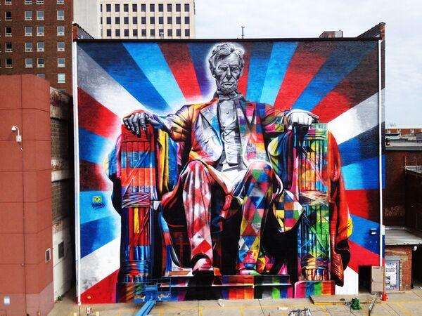 Abraham Lincoln - Lexington, Kentucky - Sputnik Polska