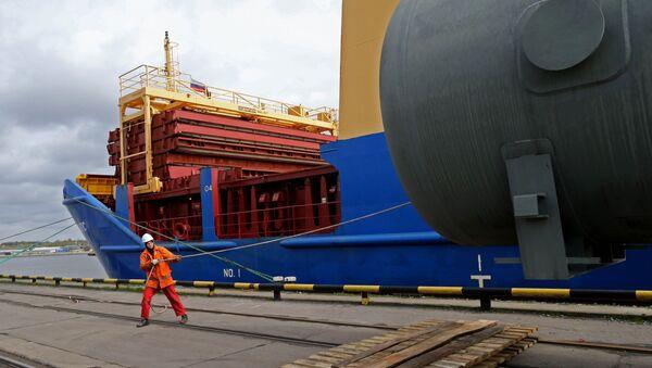 Port w Kaliningradzie - Sputnik Polska