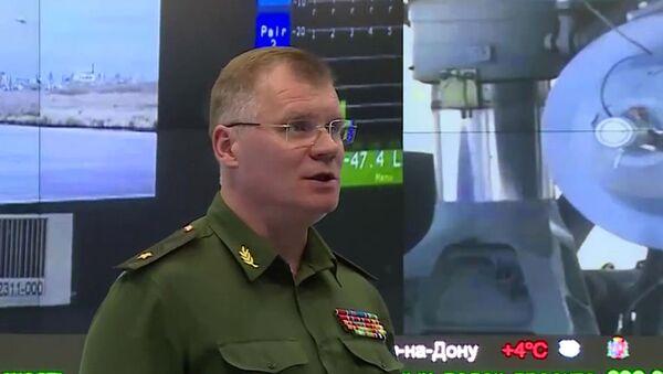 Rzecznik Ministerstwa Obrony Rosji, generał-major Igor Konaszenkow - Sputnik Polska
