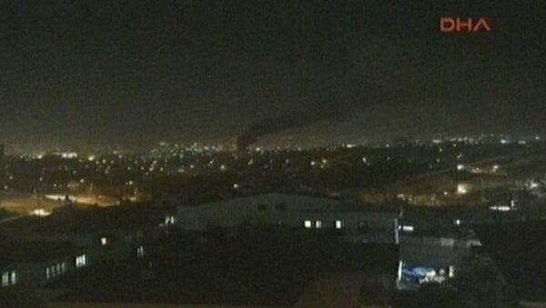 Ankara'da patlama-17 Şubat - Sputnik Polska