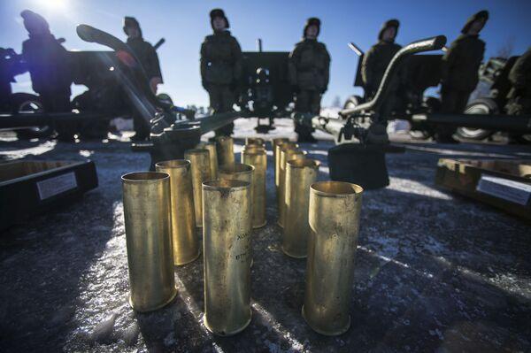 W Moskwie w sumie zostanie oddanych 10 tysięcy wystrzałów fajerwerków - Sputnik Polska