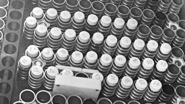 Izotopy promieniotwórcze - Sputnik Polska