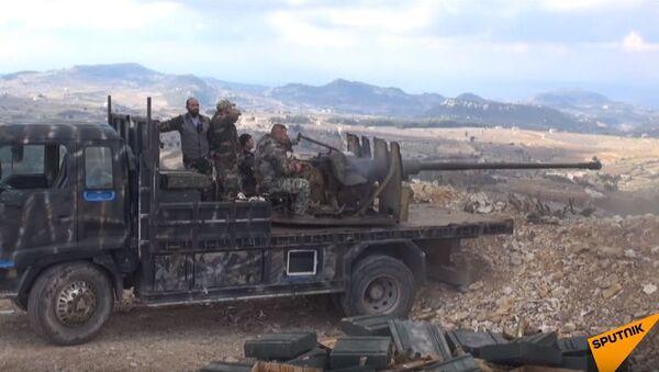 Syryjska armia wyparła islamistów z ostatniego punktu oporu w Latakii - Sputnik Polska