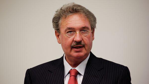 Minister spraw zagranicznych Luksemburga Jean Asselborn - Sputnik Polska