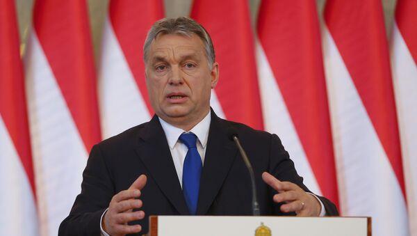 Viktor Orban - Sputnik Polska