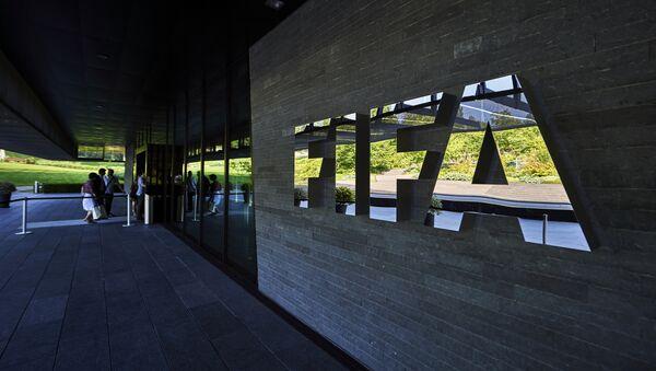 Kwatera sztabu FIFA w Zurychu - Sputnik Polska
