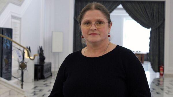 Krystyna Pawłowicz - Sputnik Polska