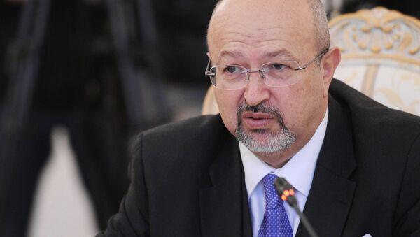 Sekretarz generalny OBWE Lamberto Zannier - Sputnik Polska
