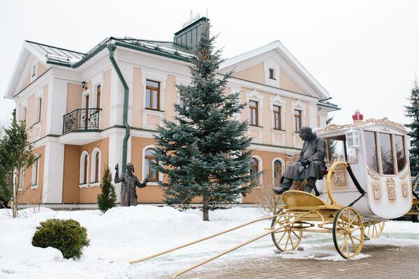Hotel Nikolajewskij Posad w Suzdalu - Sputnik Polska