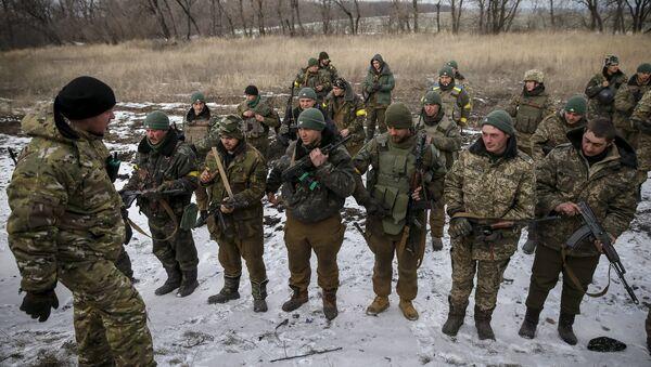 Armia ukraińska - Sputnik Polska