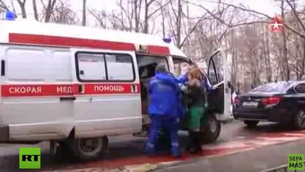 Matkę dziecka, któremu obcięto głowę, przewieziono do szpitala - Sputnik Polska