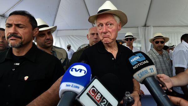 Bill Clinton - Sputnik Polska