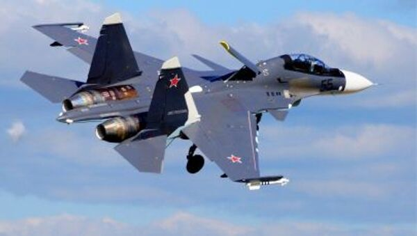 Rosyjski myśliwiec Su-35 - Sputnik Polska