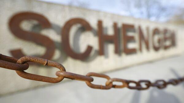 Strefa Schengen - Sputnik Polska