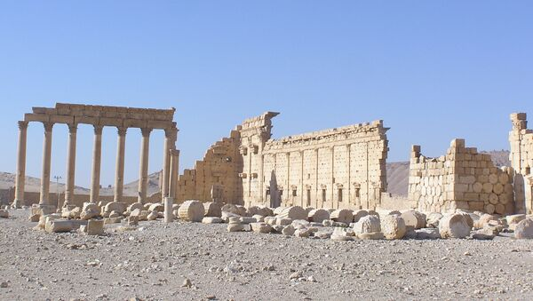 Palmyra, Syria - Sputnik Polska