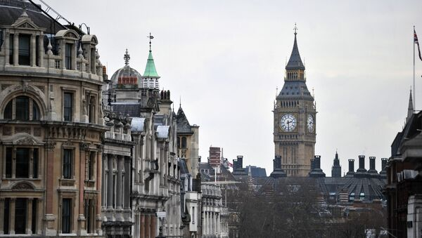 Londyn - Sputnik Polska