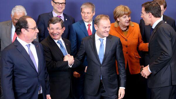 Szczyt UE-Turcja - Sputnik Polska