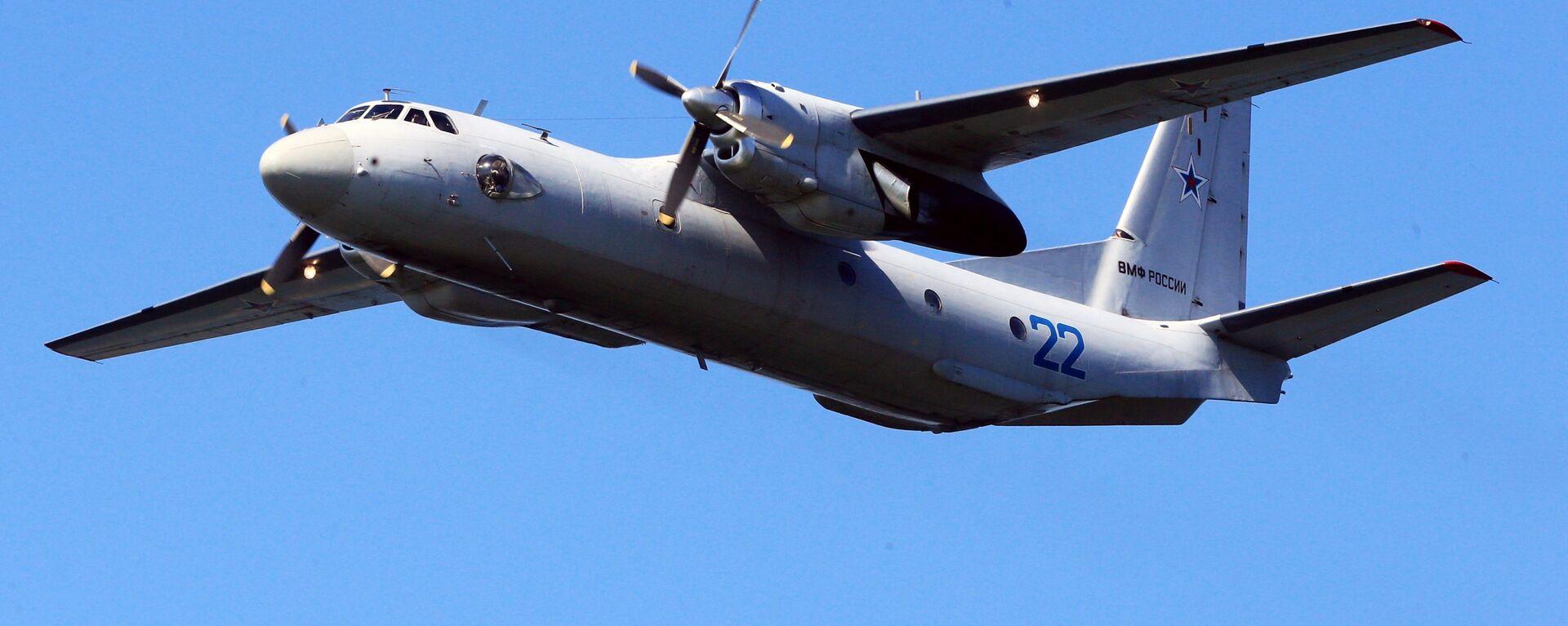 Samolot An-26 - Sputnik Polska, 1920, 23.09.2021