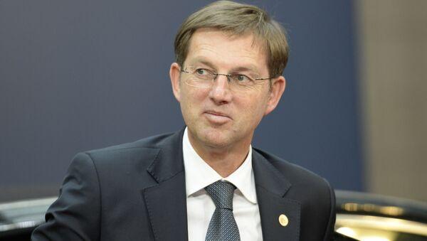 Premier Słowenii Miro Cerar - Sputnik Polska