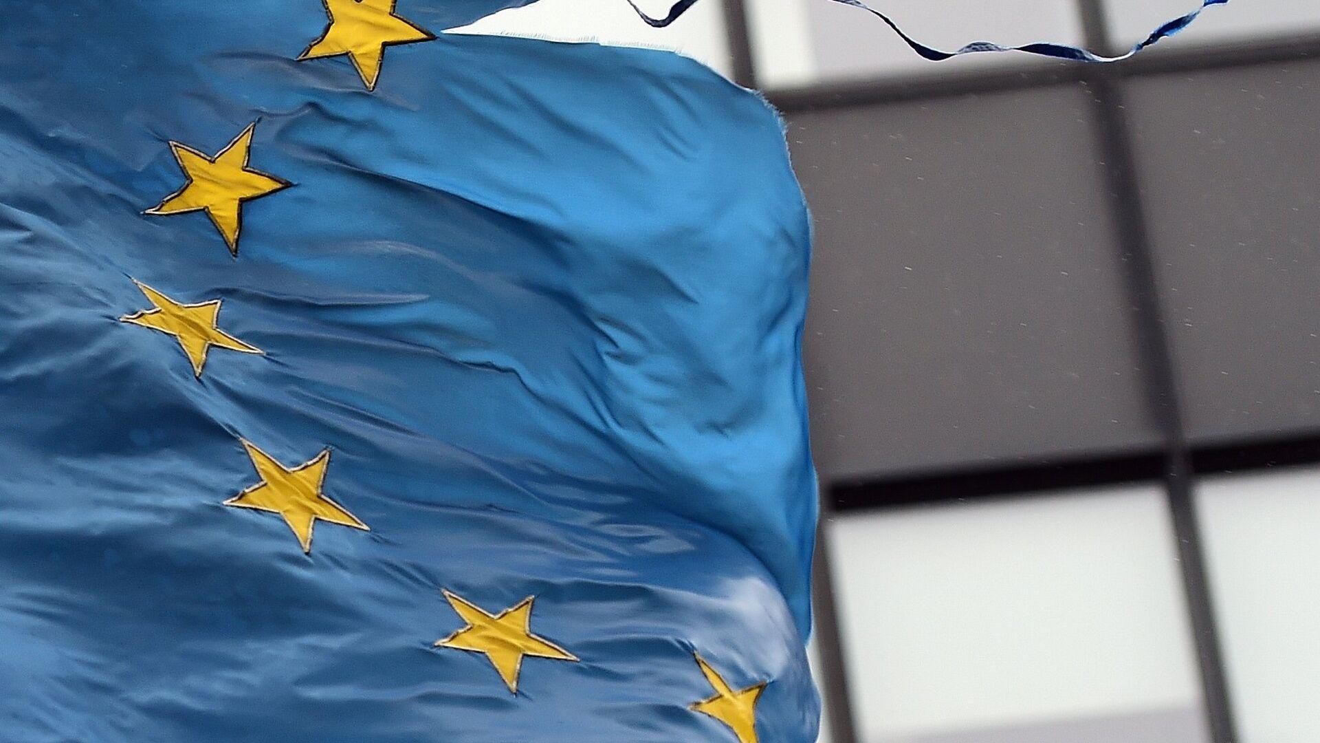 Flaga UE  - Sputnik Polska, 1920, 14.10.2021
