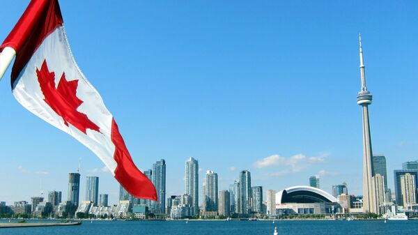 Toronto, Kanada - Sputnik Polska