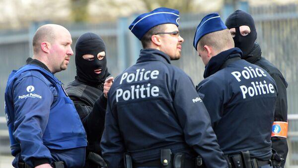 Atak terrorystyczny w Brukseli - Sputnik Polska