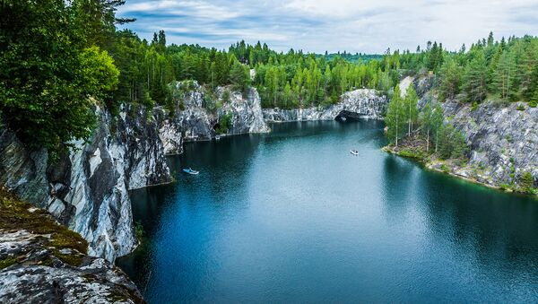Park narodowy w Karelii - Sputnik Polska