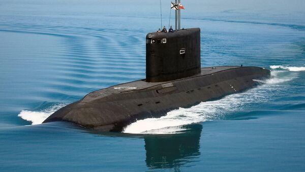 Okręt podwodny Rostów nad Donem - Sputnik Polska