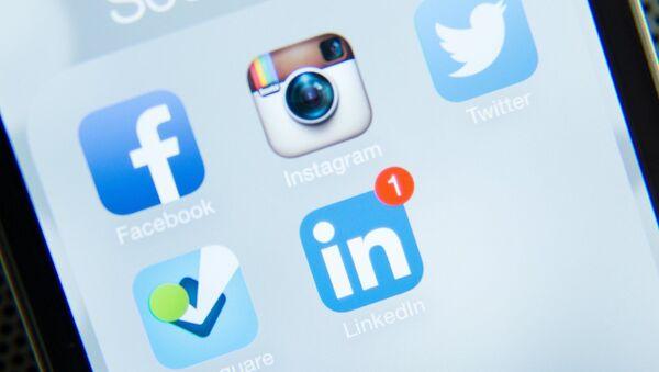 Media społecznościowe - Sputnik Polska