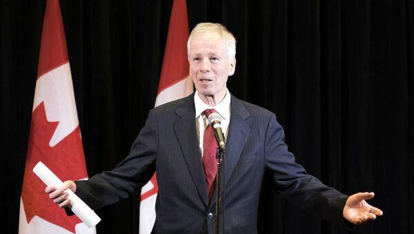 Minister spraw zagranicznych Kanady Stephane Dion - Sputnik Polska