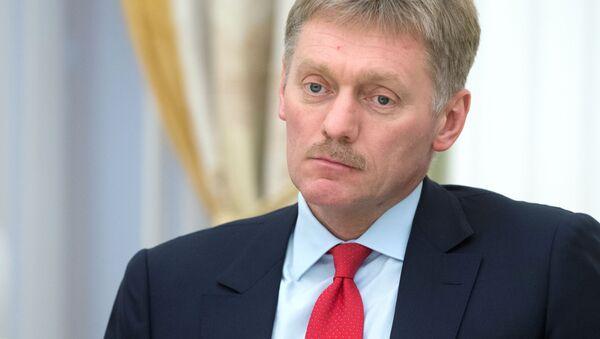 Rzecznik rosyjskiego prezydenta Dmitrij Pieskow - Sputnik Polska