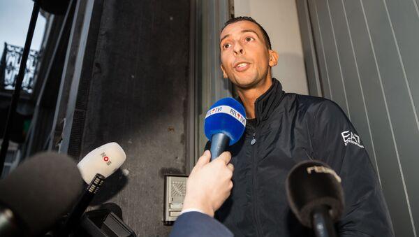 Mohamed Abdeslam - Sputnik Polska